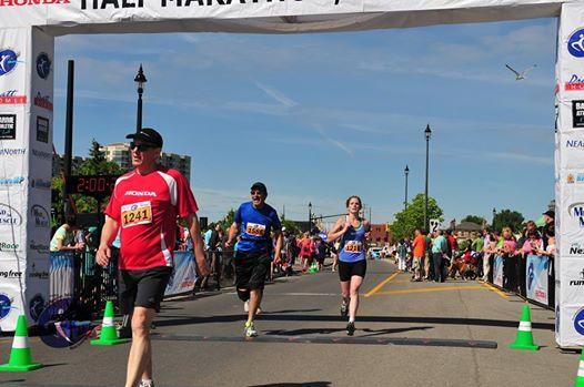 Running for Amanda