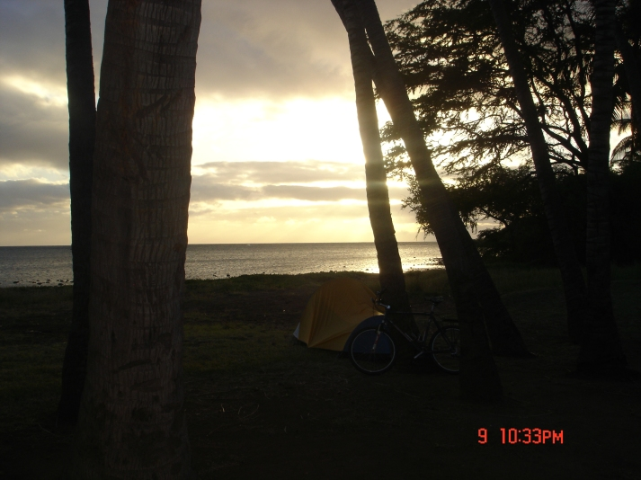 My home away from home, on the island of Molokai! :)
