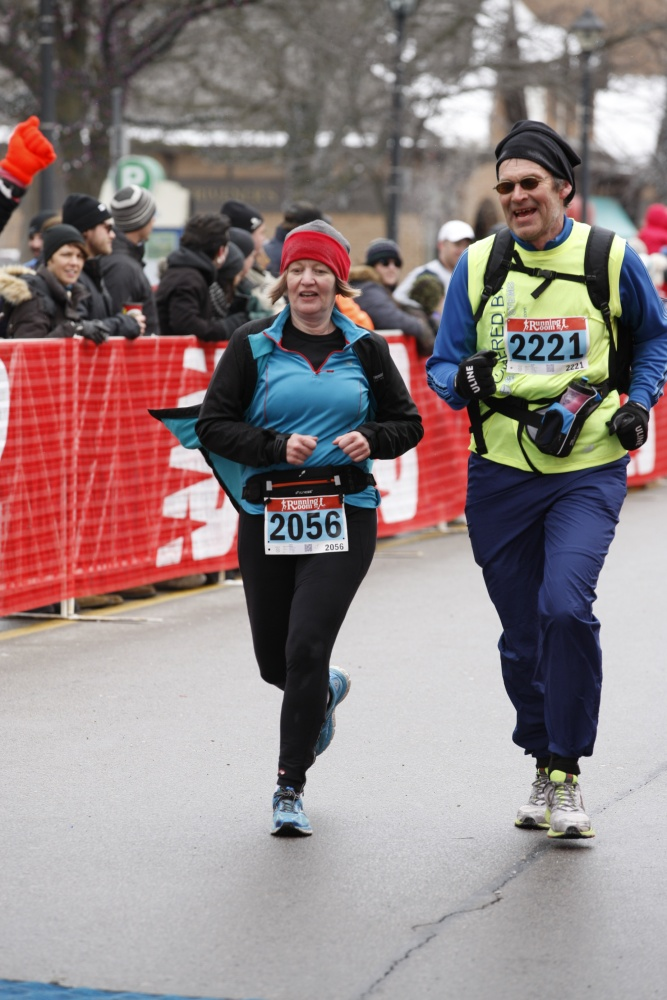 The Lady Who Carried Me Along to the Finish Line (4/5)