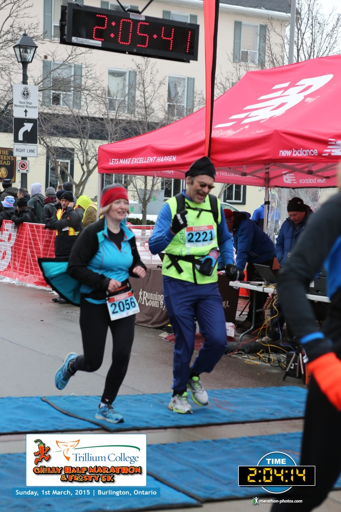 The Lady Who Carried Me Along to the Finish Line (5/5)