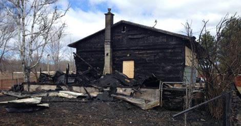 Burning Down Their House (2/5)