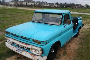 1966 GMC Pickup Image Source