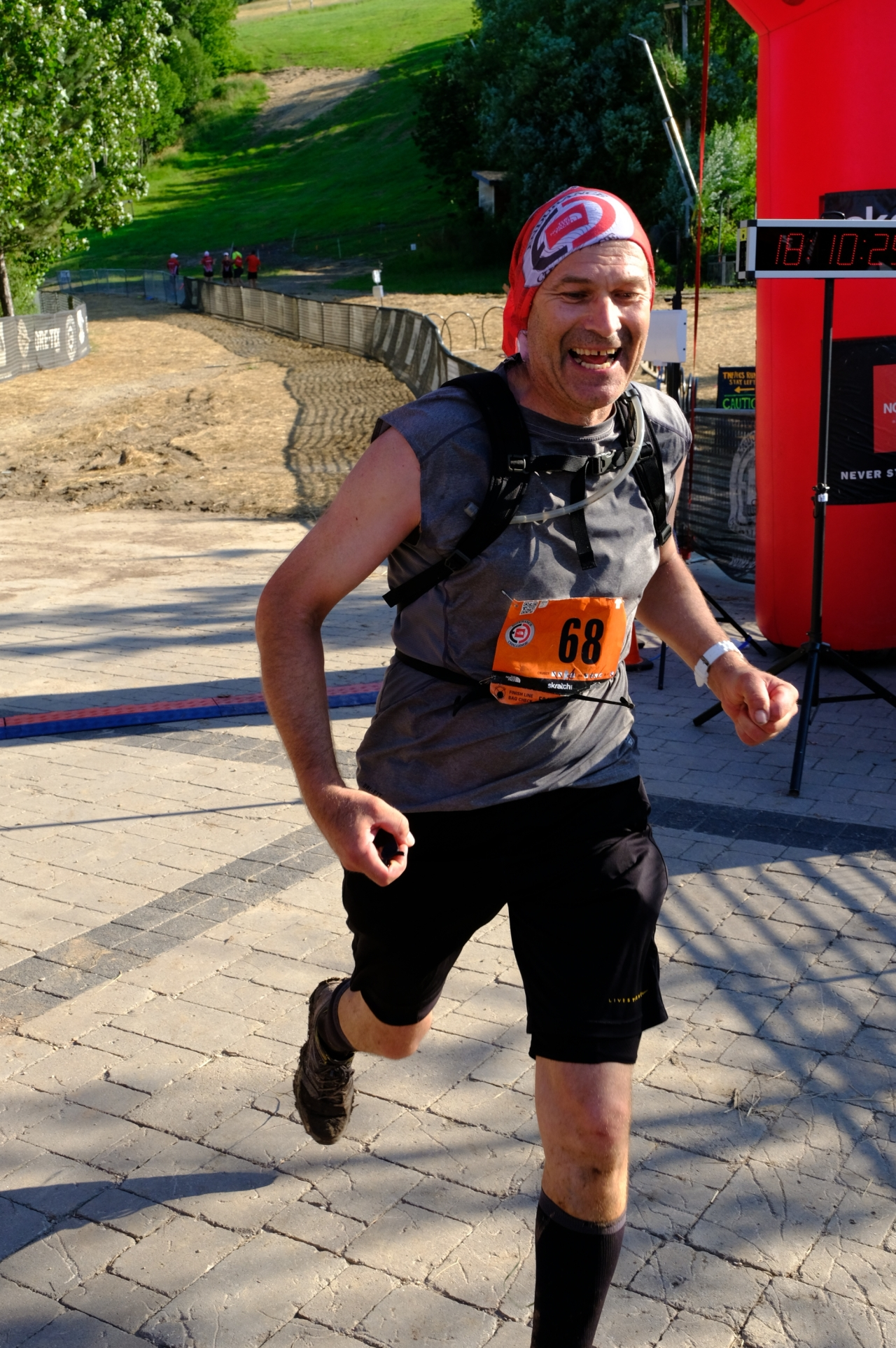 Running On A Very Fine Line….My First 50 MileUltra